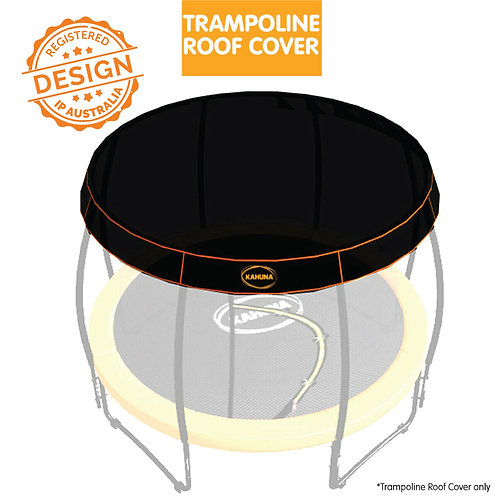 8ft Kahuna Trampoline Roof Shade Cover
