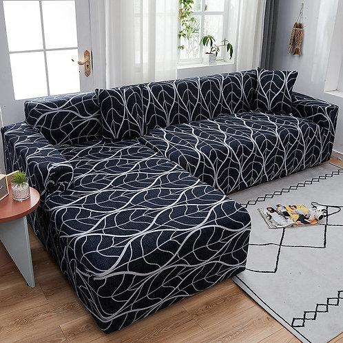 Sofa Cover Protector Elastic Geometry Armchair Slipcover