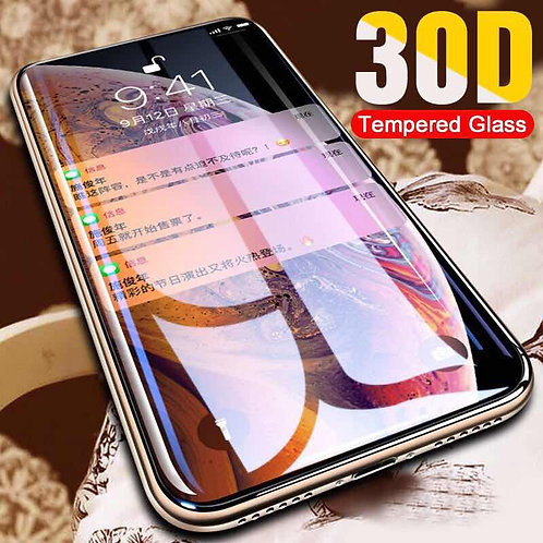 30D Protective Glass on the for iPhone X XS Max XR
