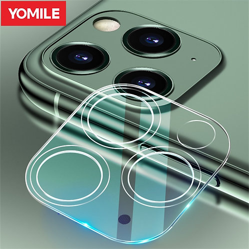 3D Camera Lens Glass Protector for iPhone 12 11 Pro Max