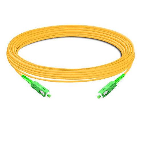 5M SCA-SCA Simplex Patch Cord