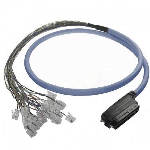 10M RJ21 - RJ12 25 Pair Telephone Cable