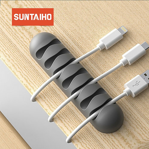 Suntaiho Phone Cable Organizer