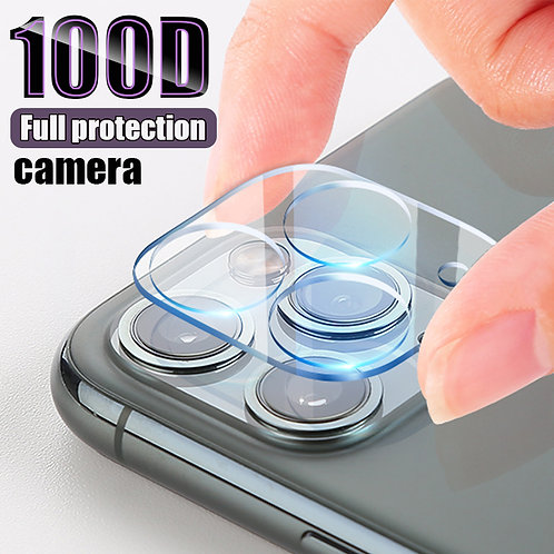 100D Camera Protection Glass for iPhone 11 TO 12 Pro MAX
