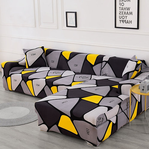 17 Colors 1/2/3/4 Seaters Elastic Sofa Slipcover Stretch Protector