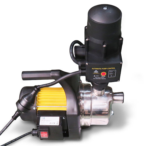 Hydro Active 800w Stainless Auto Water Pump 70A -Yellow