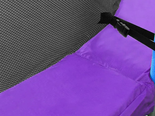 14ft Kahuna Trampoline Replacement Pad Purple
