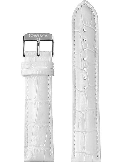 Mat Alligator Leather Watch Strap E3.1097