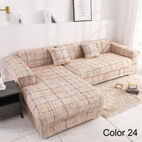 L Shape Sofa Covers/ Protector