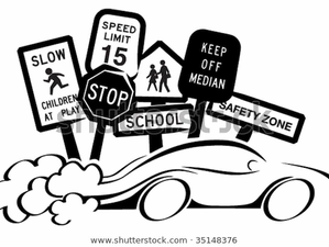 Your Kids Safety vs Aggressive Drivers.