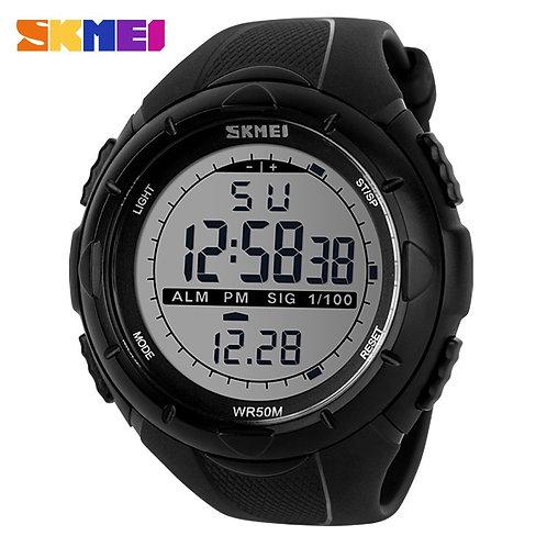 SKMEI  Men's Sport Watch Shock Resistant Waterproof Digital