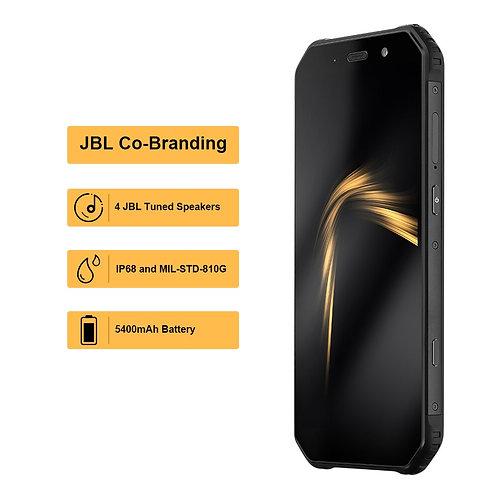"AGM A9 Smart Phone JBL  5.99"" FHD+ 4G+32G Android 8.1 Waterproof Quad-Box Speak"