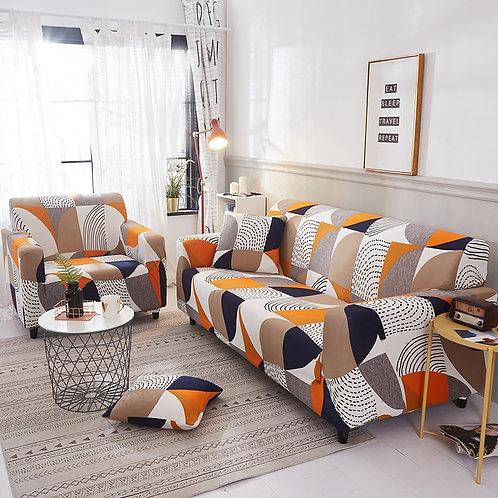 Modern Elastic Sofa Cover Protector  Spandex Tight Wrap All-Inclusive