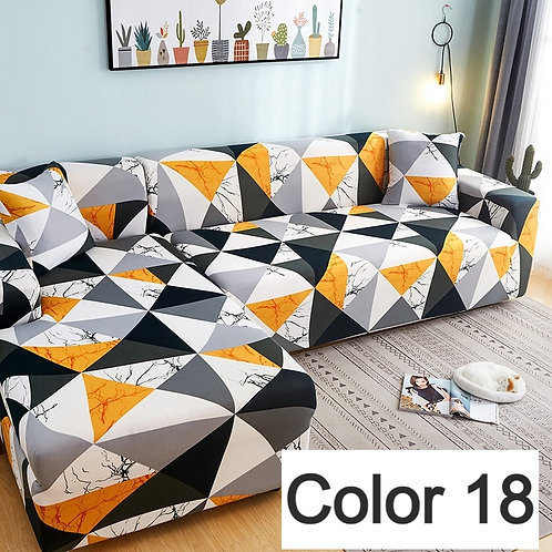 Sofa Covers / Protector for Pets Elastic Stretch  Polyester