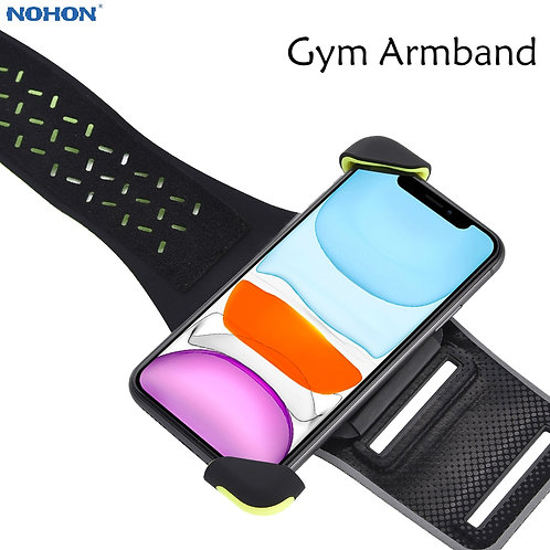 Nohon Phone Armband  for 4-6.5inch Cell Phones