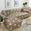 Thumbnail: 17 Colors 1/2/3/4 Seaters Elastic Sofa Slipcover Stretch Protector