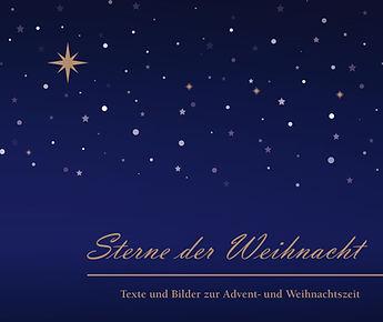 Buchband - Sterne der Weihnacht