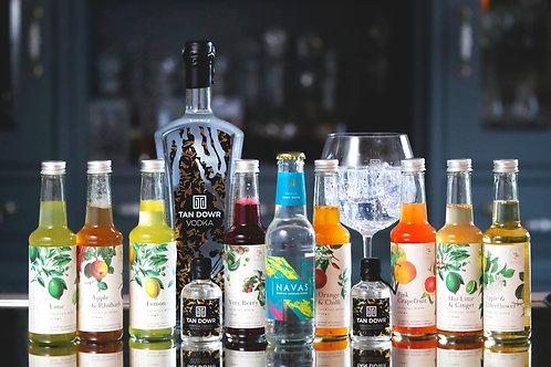 The Cornish Custom Cocktail Kit