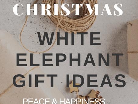 White Elephant CBD Hemp Ideas