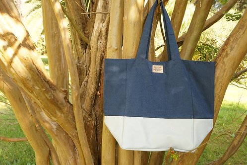 Sailor Blues Tote Bag