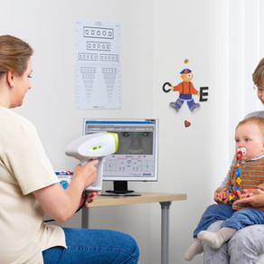 Новейший помощник в детской офтальмологии