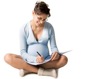 Беременность и близорукость. Рожать самой?