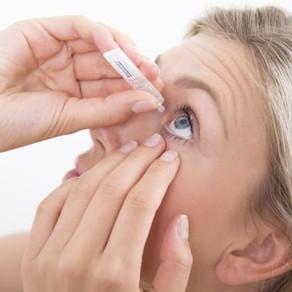 Таурин глазные капли - всего два раза в день, и ..?