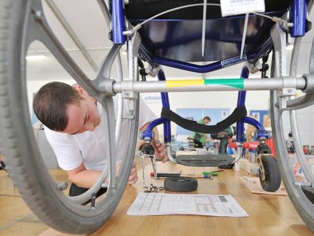 Dicas importantes para cuidar da cadeira de rodas manual