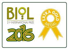 Musai Biol Gold Award
