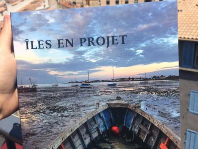 Parution des carnets du paysage n°35 îles en projets