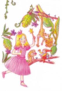 Prinzessin Sternenzauber, Sommerwonne-Glitterwaschschaum