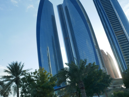 ジュメイラアットエティハドタワーズアブダビ Jumeirah at Etihad TowersAbu Dhabi 滞在記