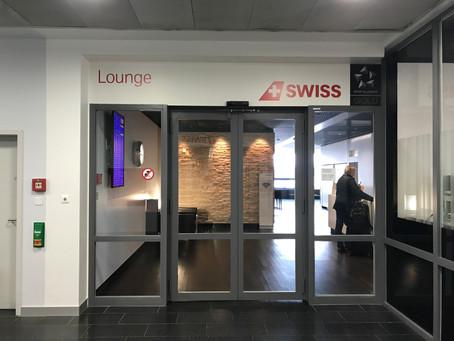 スイスインターナショナルエアラインズ(スイス航空)チューリッヒ空港 ビジネスクラスラウンジ