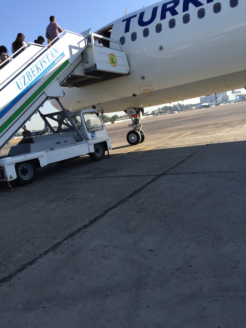 ターキッシュエアラインズA321