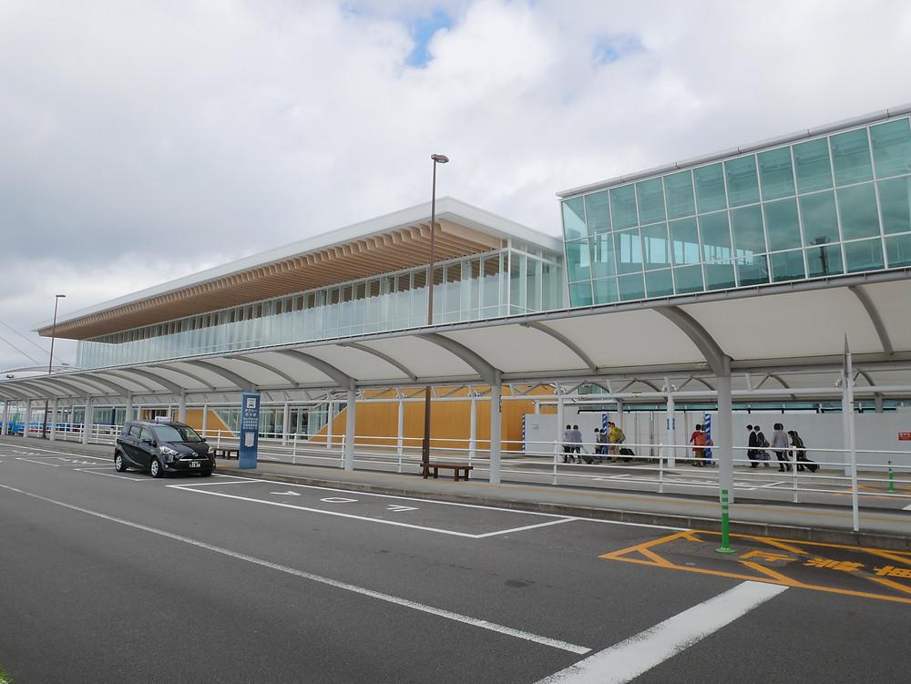 静岡空港 ターミナル