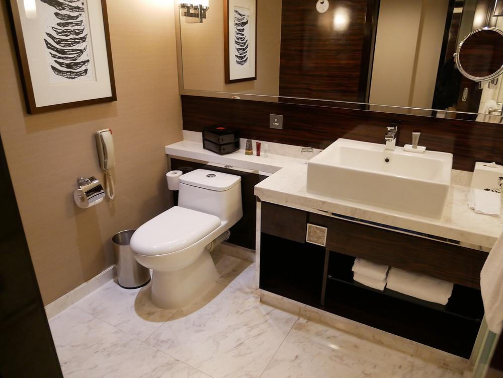 スカイシティマリオット バスルーム