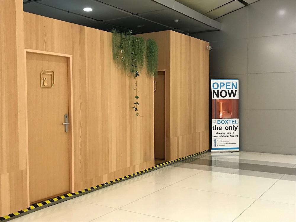 BOXTEL スワンナプーム空港