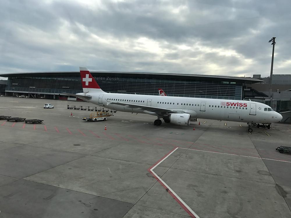 スイスインターナショナルエアラインズ A320