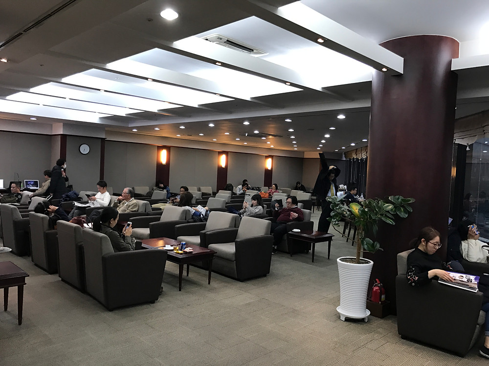 Asiana Lounge in Gimpo