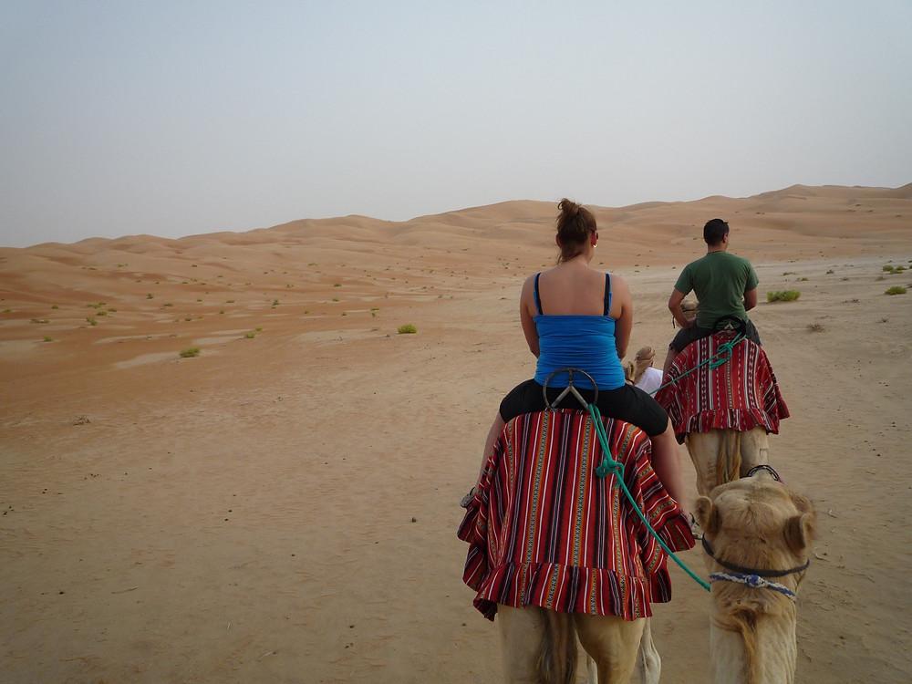 Qasr Al Sarab砂漠