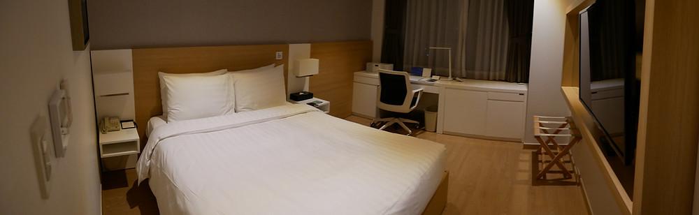 Fraser Place Namdaemun 部屋