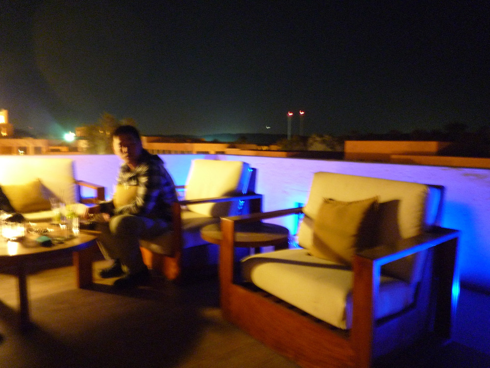Al Wadi Desert Moon Bar