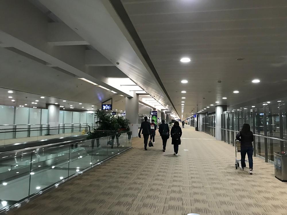 上海浦東空港 ターミナル2