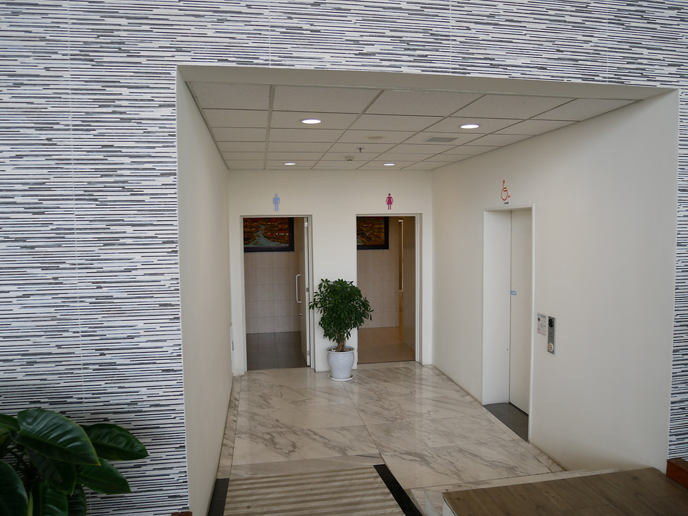 ハノイ・ノイバイ国際空港 NIAラウンジ