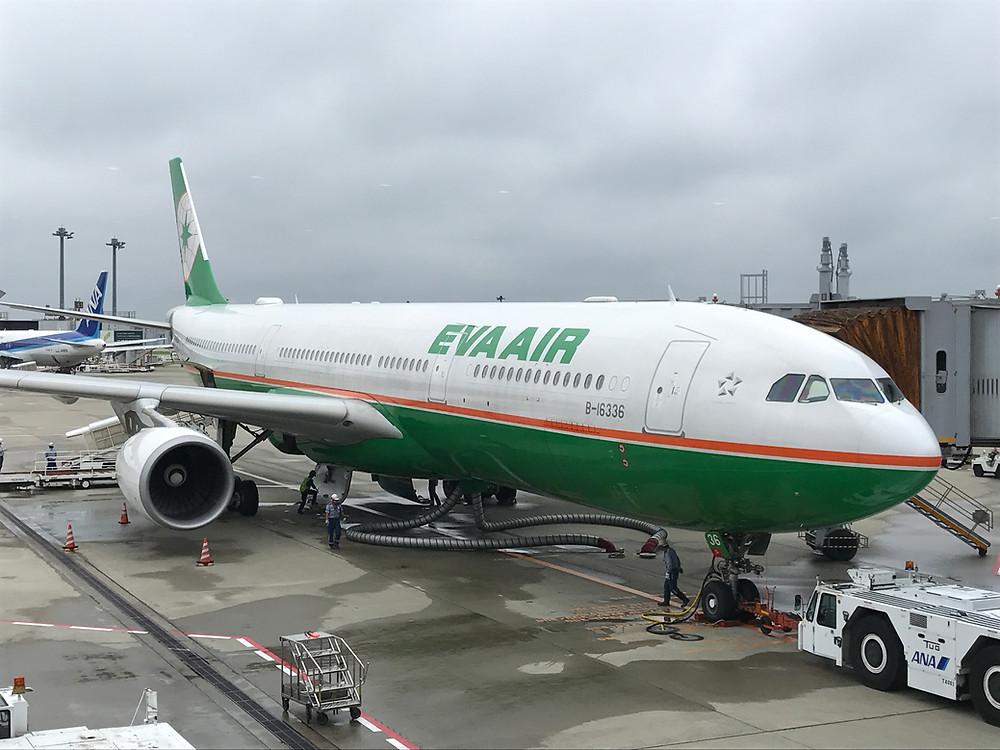 エバー航空 A330-300