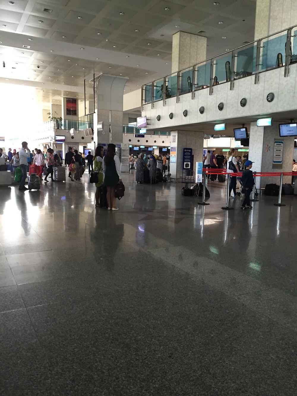 タシュケント空港