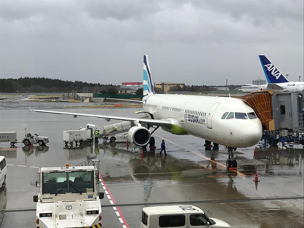 エアブサン A321
