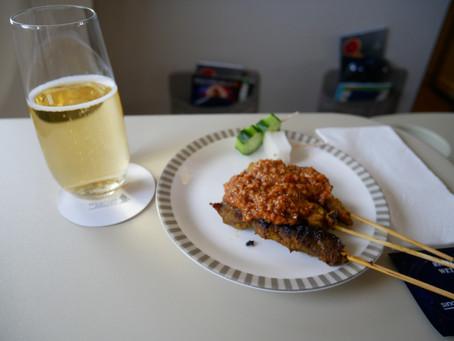 シンガポール航空 ビジネスクラス 大阪・関西〜シンガポール 2018年5月