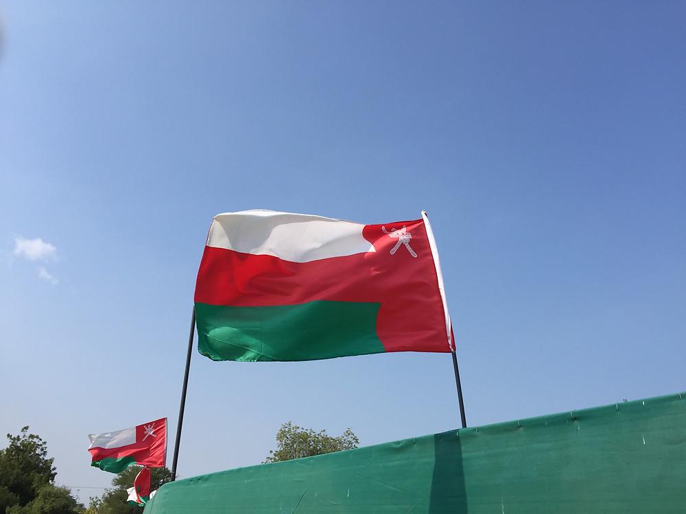 オマーン国旗