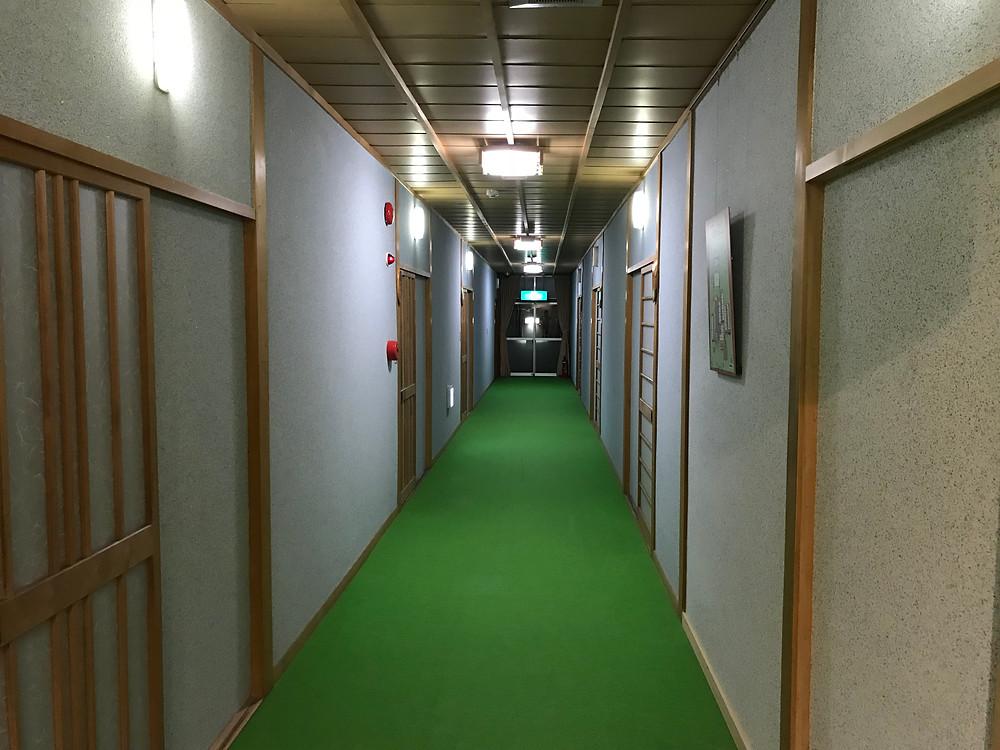 大円院 廊下
